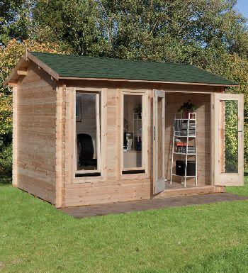 Forest Garden Log Cabins