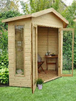 Forest Garden Summerhouses