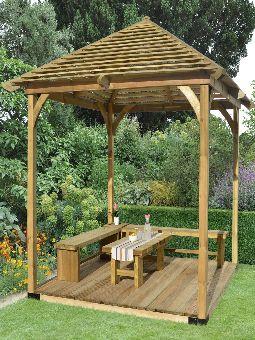 Forest Garden Pavillion