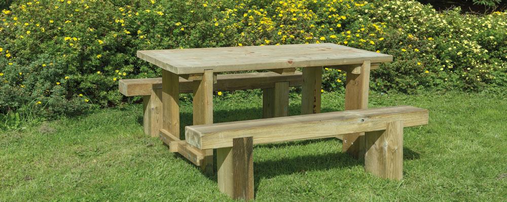 Forest Garden Outdoor Furniture