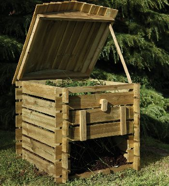 Forest Garden Composters